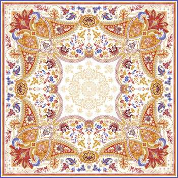 Farra - The designer classical indoor rug