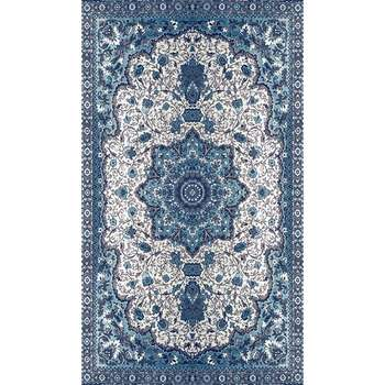 Fin - Delicate hand woven living area rug