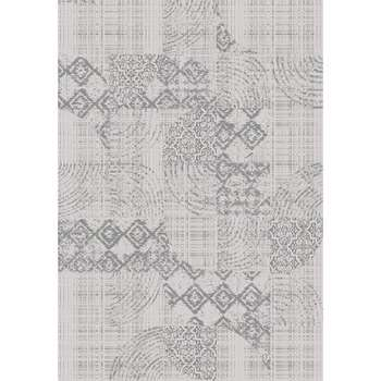 Liath - The gray hand woven indoor rug