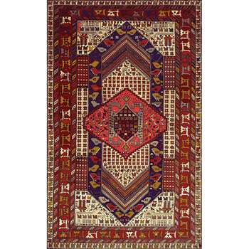 Ora - The nature inspired living area rug