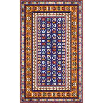 Selski - The rural hand woven area rug