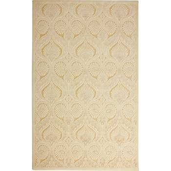 Signum - The classical indian area rug