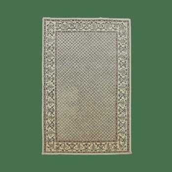 Border Gap - A traditional oriental rug