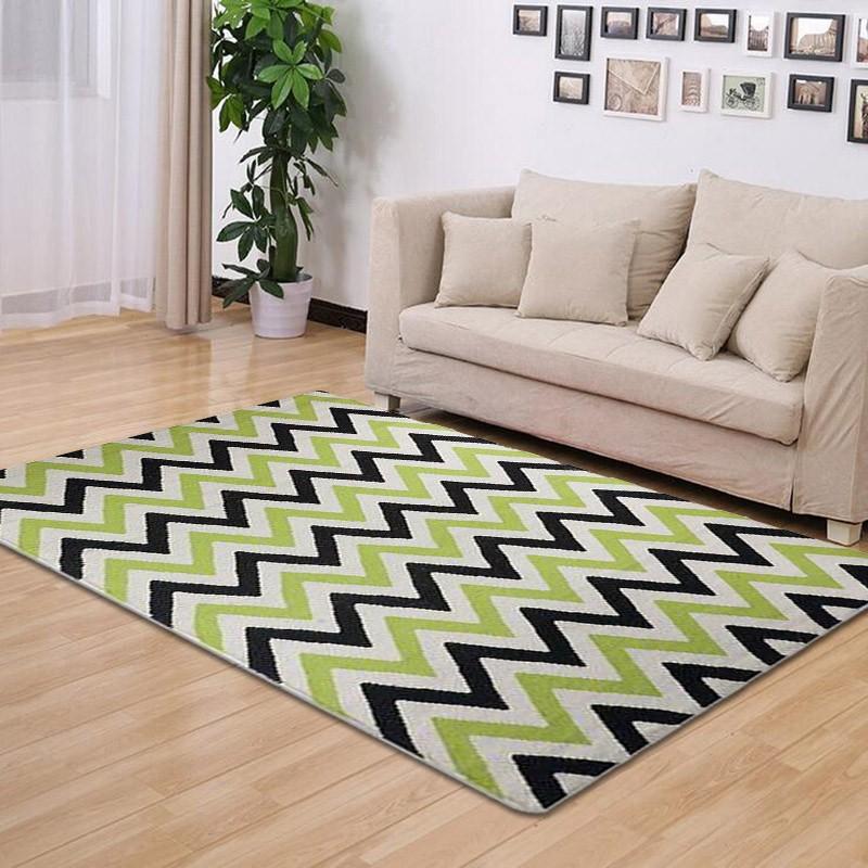 Seamless - The handmade living room rug