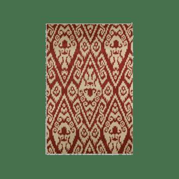 Almaz- hand made rural rug