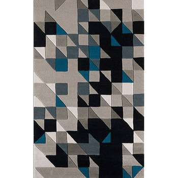 Catus - A modern bedroom area rug