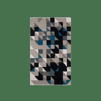 Catus - A modern bedroom area rug