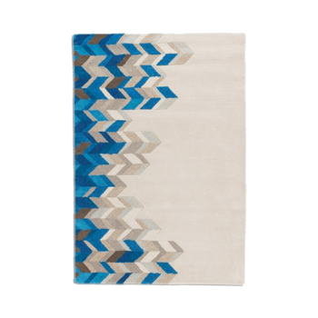 Litore- A hand made indoor area rug