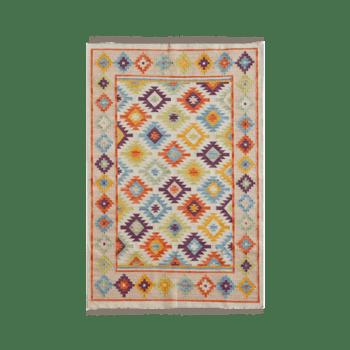 Kaleido - the beautiful hand woven rug