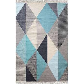 Delta - A clean design indoor rug