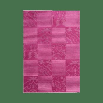 Se Croiser - The dual design handmade carpet