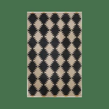 Cuadrado - The checkered indoor area rug