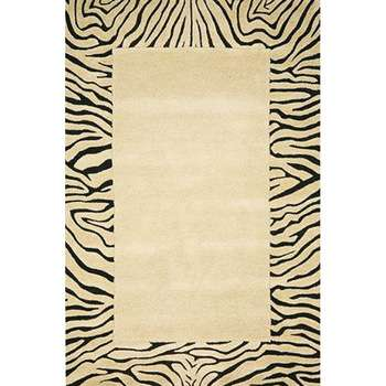 Zebra - The designer beautiful area rug