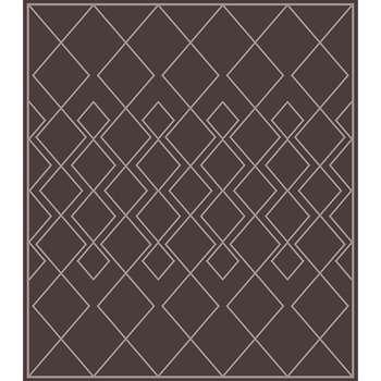 Mesh - The modern minimalist area rug