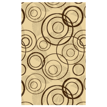 Annulus - The simple area indoor rug