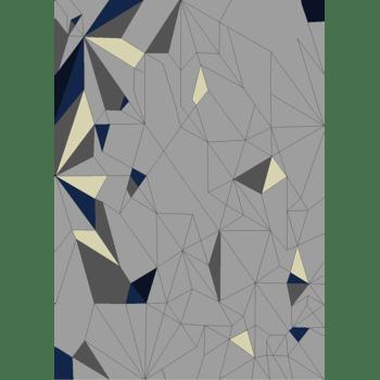 Crystal -The modern area indoor rug