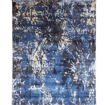 Via lactea - The Contemporary indoor area rugs