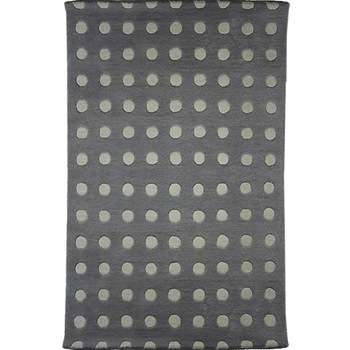 Tupfeln - The dotted modern rug indoor area rug
