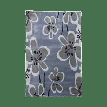 Jazmin - the natural design floral area rug