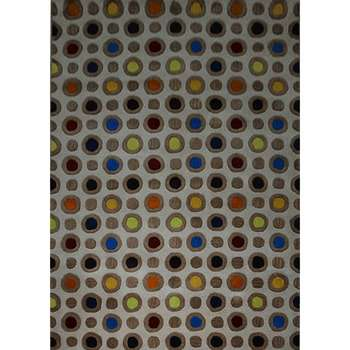 Acme - The colorful area rug