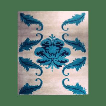 Aquerina - The classical living area rug