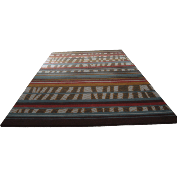 Arco iris - The colorful durable area rug