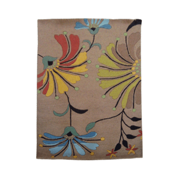 Jasud - The natural indoor area rug