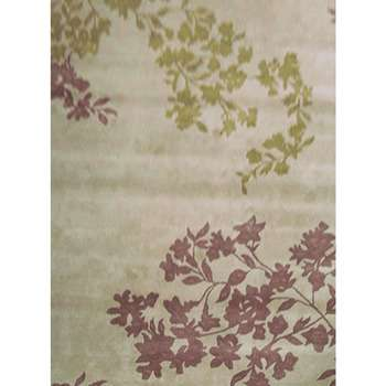 Bougainvillea - The lovely indoor area rug