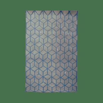Cubicar - The simple modern designer rug
