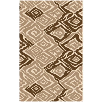 Aerith - The abstract designer area rug