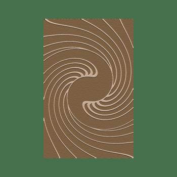Yin Yang - The dual tone designer area rug