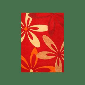 Azalea - The floral design bedroom area rug