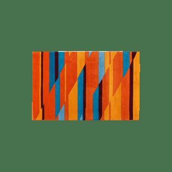 Aurora - The bright color indoor area rug