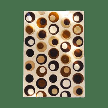 Doughnut - The simple area rug