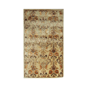 Regina - A light cream living area rug