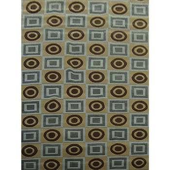 Tic-Tac - The modern hallway indoor rug