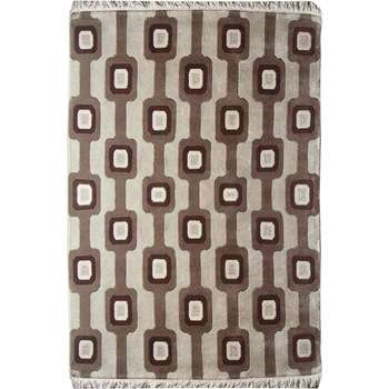 Keten - The Modern simple area rug