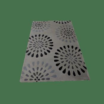 abbivira - the simple living area rug