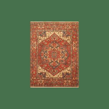 alia - the traditional bedroom area rug