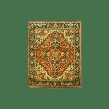 anaya - the traditional living-area rug