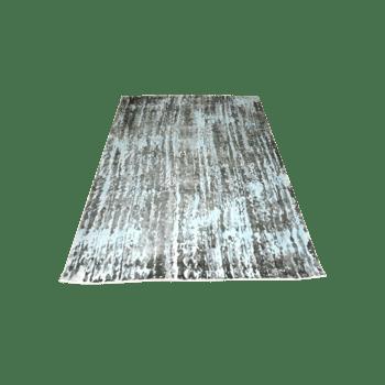 anoliya - the contemporary blue gray rug