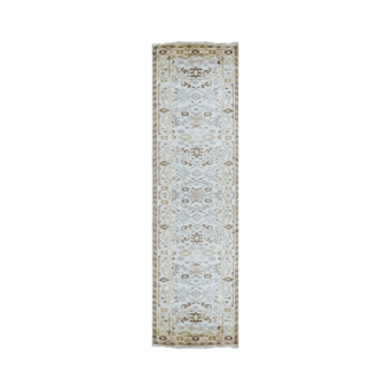 astri - a traditional oushak indoor rug runner