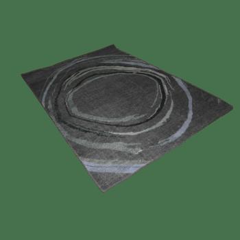 burato - the contemporary dark area rug