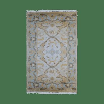 cali - a traditional woolen indoor area rug