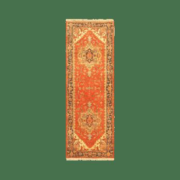 feryal - a traditional oushak indoor runner