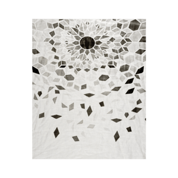 gris - the simple gray living-room rug