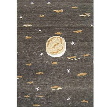 ilargia - designer kids contemporary rugs