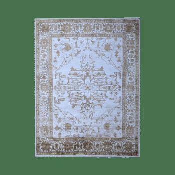 keva - the beautiful light traditional rug