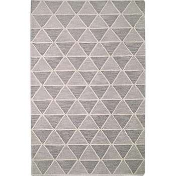 kolmio - the simple modern bedroom rug