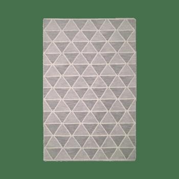 kolmio - the simple modern bedroom rug